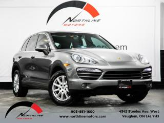 Used 2012 Porsche Cayenne AWD|Pano Roof|Heated Leather|Power Tailgate for sale in Vaughan, ON