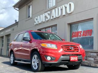 Used 2010 Hyundai Santa Fe AWD 4DR V6 AUTO GL for sale in Hamilton, ON