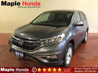 Used 2016 Honda CR-V SE| Backup Cam| All-Wheel Drive| for sale in Vaughan, ON