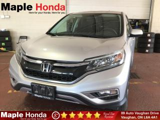 Used 2016 Honda CR-V EX| Backup Cam| Sunroof| All-Wheel Drive for sale in Vaughan, ON