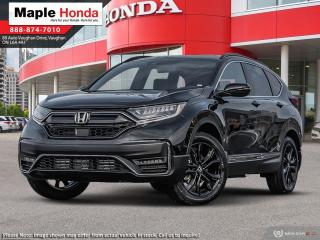 New 2020 Honda CR-V Black Edition AWD for sale in Vaughan, ON
