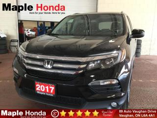 Used 2017 Honda Pilot EX-L| Navi| Leather| All-Wheel Drive| for sale in Vaughan, ON