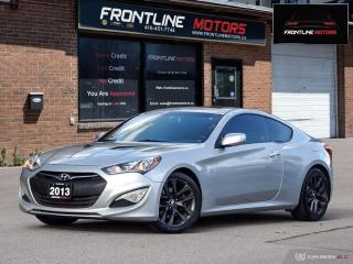 Used 2013 Hyundai Genesis Coupe 2dr I4 Premium for sale in Scarborough, ON