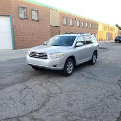 Used 2008 Toyota Highlander 4WD|SR5|ONE OWNER|ACCIDENT FREE|CERTIFIED|WARRANTY for sale in Richmond Hill, ON