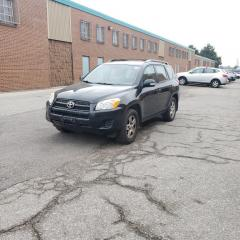 Used 2010 Toyota RAV4 4WD  CERTIFIED ONE OWNER ACCIDENT FREE WARRANTY for sale in Richmond Hill, ON