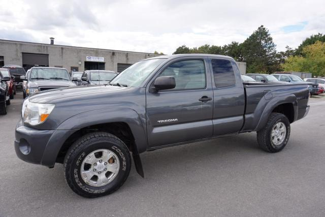 2009 Toyota Tacoma 4WD 5Spd CERTIFIED 2YR WARRANTY *FREE ACCIDENT* CRUISE ALLOYS TOW HITCH