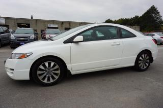 Used 2010 Honda Civic EX-L CERTIFIED 2YR WARRANTY *1 OWNER*FREE ACCIDENT* SUNROOF LEATHER ALLOYS CRUISE for sale in Milton, ON