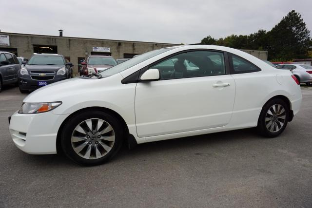 2010 Honda Civic EX-L CERTIFIED 2YR WARRANTY *1 OWNER*FREE ACCIDENT* SUNROOF LEATHER ALLOYS CRUISE