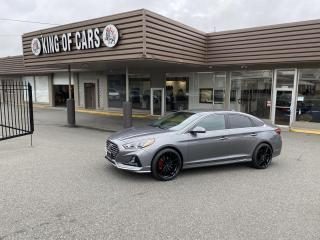 Used 2019 Hyundai Sonata APPLE CARPLAY for sale in Langley, BC