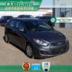Used 2012 Hyundai Accent GLS for sale in Saskatoon, SK