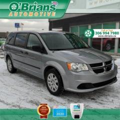 Used 2017 Dodge Grand Caravan SXT - Accident Free w/Cruise, A/C, Third-row Seating for sale in Saskatoon, SK