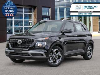 New 2021 Hyundai Venue Trend IVT  - $138 B/W for sale in Brantford, ON
