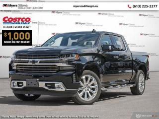 New 2021 Chevrolet Silverado 1500 High Country for sale in Ottawa, ON