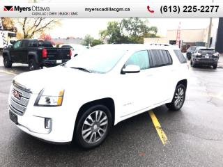 Used 2017 GMC Terrain Denali  DENALI, AWD, SUNROOF, NAV, SUNROOF, V6, TOW PACK for sale in Ottawa, ON