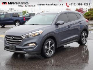 Used 2016 Hyundai Tucson Limited  - Navigation -  Leather Seats for sale in Kanata, ON