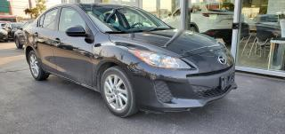 Used 2013 Mazda MAZDA3 AUTO|SKY ENGINE|HEATED SEATS|BLUETOOTH for sale in Scarborough, ON