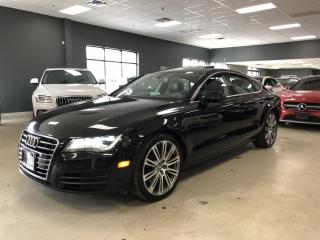 Used 2013 Audi A7 3.0T QUATTRO PREMIUM PLUS*NAVIGATION*REAR VIEW CAM for sale in North York, ON