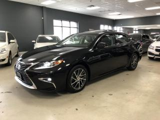 Used 2017 Lexus ES 350 TOURING PACKAGE*NAVIGATION*REAR VIEW CAMERA*ONE OW for sale in North York, ON