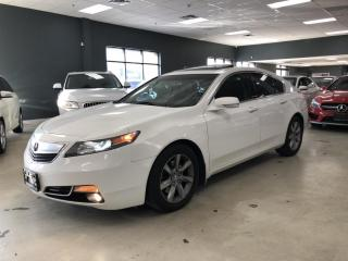 Used 2012 Acura TL W/TECH for sale in North York, ON
