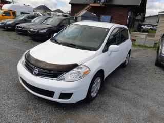 Used 2010 Nissan Versa 5dr HB I4 Auto 1.8 S for sale in Beauport, QC