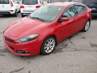Used 2013 Dodge Dart SXT ***Bluetooth/Very Good Condition/Low km's*** for sale in Hamilton, ON