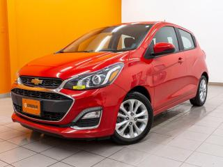 Used 2019 Chevrolet Spark LT CAMÉRA ÉCRAN TACTILE *ANDROID / APPLE* for sale in St-Jérôme, QC