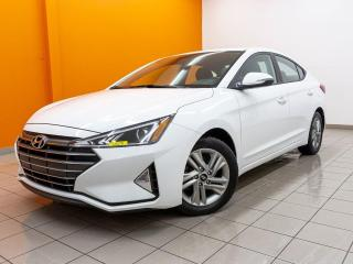 Used 2020 Hyundai Elantra ANDROID / APPLE SIÈGES CHAUF CAMÉRA *ANGLES MORTS* for sale in St-Jérôme, QC