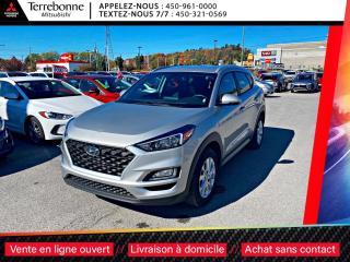 Used 2020 Hyundai Tucson PREFERRED**4X4**VOLANT CHAUFFANT**BLUETOOTH**SIÈGE for sale in Terrebonne, QC