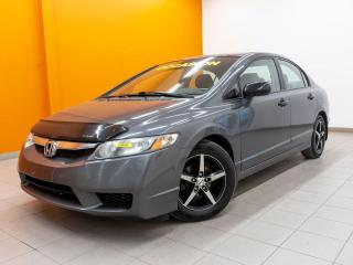 Used 2011 Honda Civic DX MAGS *PROGRAMME 100% APPROUVÉ* for sale in Mirabel, QC