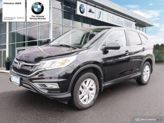 Used 2016 Honda CR-V EX - AWD, SUNROOF, GREAT RESALE VALUE, TOP SAFETY PICK for sale in Sudbury, ON