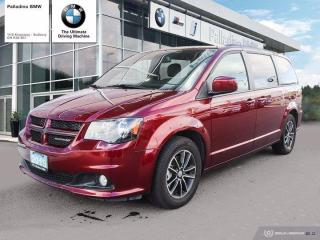 Used 2019 Dodge Grand Caravan GT - STOW N GO, MINT CONDITION, LEATHER, 7 PASSENGER for sale in Sudbury, ON