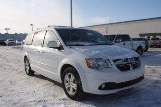 Used 2017 Dodge Grand Caravan Crew for sale in Swift Current, SK