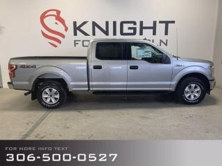 New 2020 Ford F-150 XLT, 6.5 Box! for sale in Moose Jaw, SK