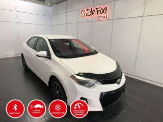Used 2015 Toyota Corolla SE - for sale in Québec, QC