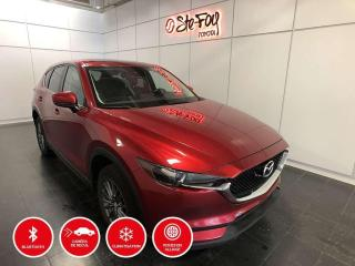 Used 2017 Mazda CX-5 GS - AWD - TOIT OUVRANT - ROUES D'ALUMINIUM for sale in Québec, QC