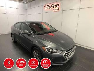 Used 2017 Hyundai Elantra GL - A/C - CAMÉRA DE RECUL - ROUES EN ALLIAGE for sale in Québec, QC