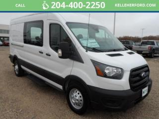 New 2020 Ford Transit Crew Van for sale in Brandon, MB