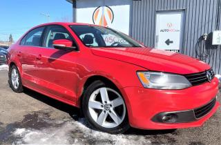 Used 2014 Volkswagen Jetta ***TDI,COMFORTLINE,TOIT,MAGS,TURBO*** for sale in Longueuil, QC
