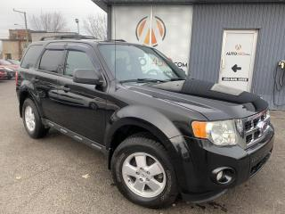 Used 2011 Ford Escape ***XLT,AUTOMATIQUE,MAGS,A/C,4CYL*** for sale in Longueuil, QC