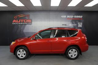 Used 2012 Toyota RAV4 AUTOMATIQUE TOIT OUVRANT BLUETOOTH 147 110 KM !! for sale in Lévis, QC