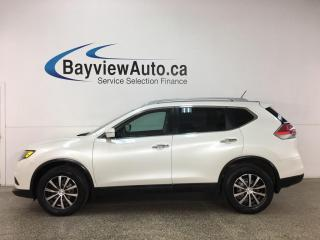 Used 2015 Nissan Rogue SV - AWD! REVERSE CAM! ALLOYS! PWR GROUP! for sale in Belleville, ON
