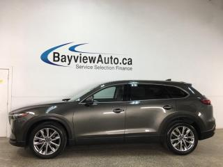 Used 2019 Mazda CX-9 GS-L - AWD! 7 PASS! HTD LEATHER! SUNROOF! + MUCH MORE! for sale in Belleville, ON