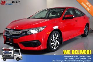 Used 2017 Honda Civic Sedan EX for sale in Mississauga, ON