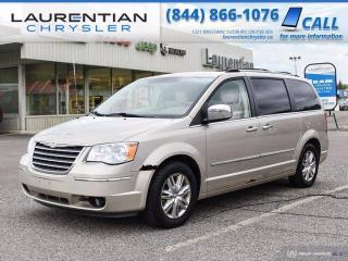 Used 2008 Chrysler Town & Country Limited!!  SELF CERTIFY!! for sale in Sudbury, ON