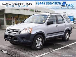 Used 2005 Honda CR-V LX!!  SELF CERTIFY!! for sale in Sudbury, ON