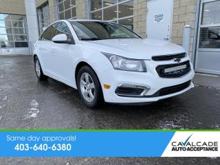 Used 2015 Chevrolet Cruze for sale in Calgary, AB