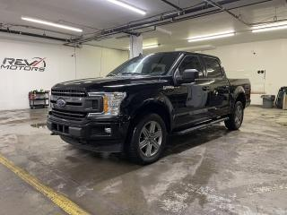 Used 2018 Ford F-150 XLT SPORT SUPER CREW XLT SPORT for sale in Ottawa, ON