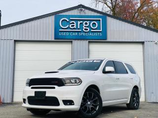 Used 2018 Dodge Durango R/T AWD for sale in Stratford, ON
