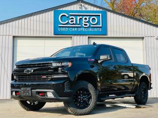 Used 2019 Chevrolet Silverado 1500 LT Trail Boss for sale in Stratford, ON