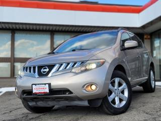 Used 2010 Nissan Murano SL Leather | Backup Camera | BOSE | Heated Seats for sale in Waterloo, ON